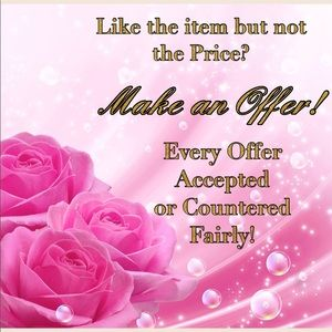 ❤️Reasonable offers always welcome.Bundle and Save